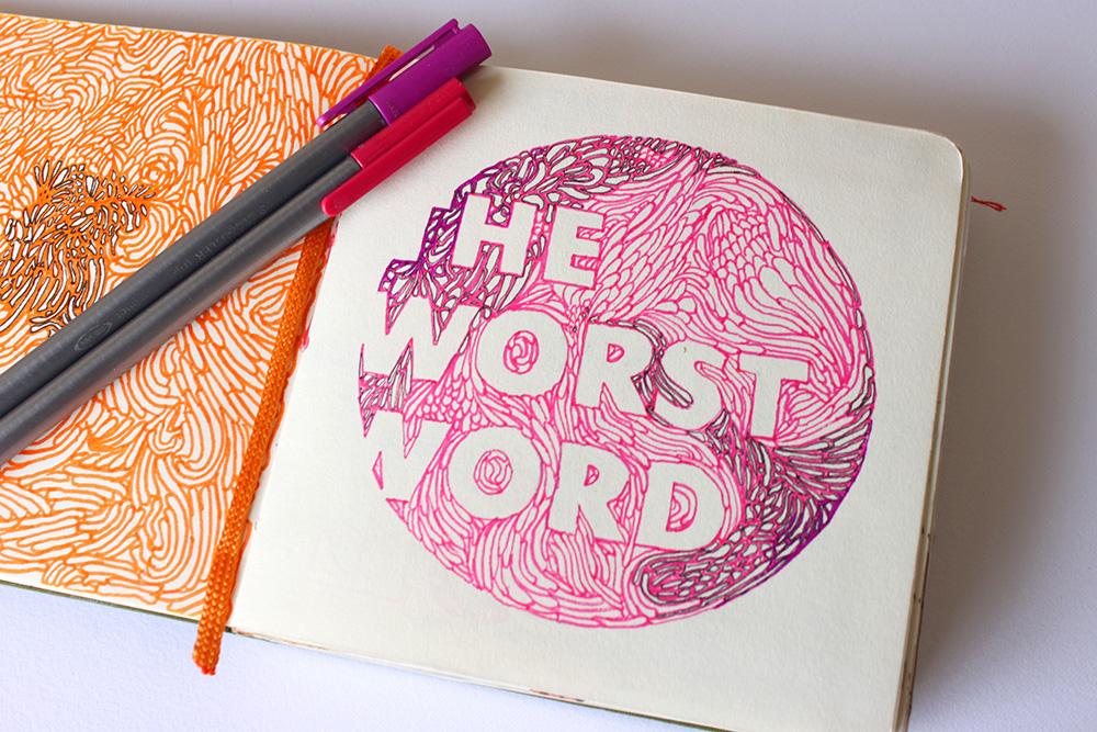 Logan McLain The Worst Word
