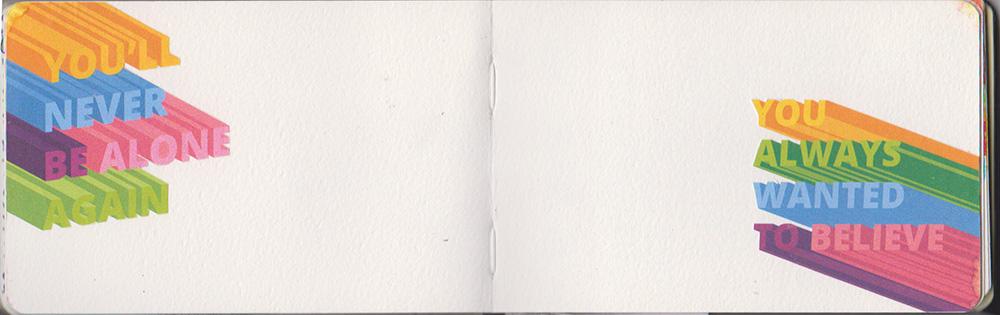 Logan McLain Artist Notebook